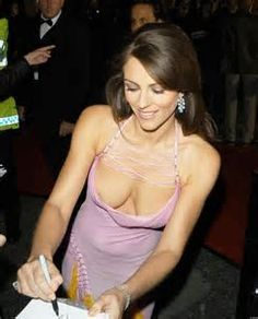 Simply matchless elizabeth hurley nude boobs opinion