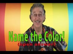 This simple and upbeat colors song helps kids learn the basic colors. Name the Color invites children to sing along and name the colors along with me. It's a...