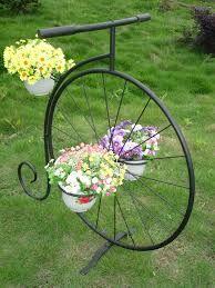 Resultado de imagem para bicycle planter AliExpress Planters, Wreaths, Gardening, Gardens, Flowers, Door Wreaths, Plant, Deco Mesh Wreaths, Window Boxes