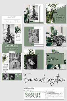 Discover recipes, home ideas, style inspiration and other ideas to try. Instagram Design, Instagram Grid, Story Instagram, Instagram Posts, Email Template Design, Email Newsletter Design, Email Templates, Email Newsletters, Newsletter Template Free
