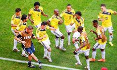 Alegría y mas alegría ¡Así se celebra un gol!
