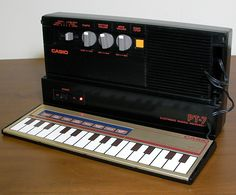 Sweet Casio system!