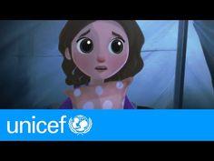 UNICEF lança contos de fadas às avessas sobre a vida de crianças refugiadas que fugiram da guerra | ONU Brasil