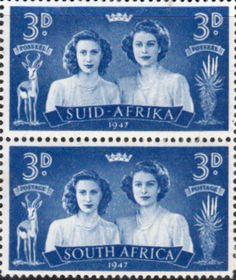 Stamps South Africa 1947 Royal Visit Set Fine Mint SG 111 - 113 Scott 103 - 105 Stamps for Sale Take a Look Buy Stamps, Rare Stamps, Union Of South Africa, South Afrika, Elizabeth Ii, Princess Elizabeth, Postage Stamp Art, Lucky Luke, New Zealand