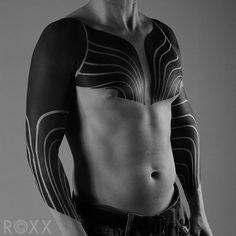 Tattoo by #ROXX.
