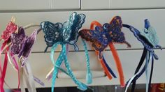 Butterflies headbands
