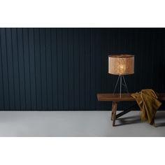 Tom Raffield Cage Ash & Birch Table Light
