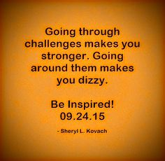 Be Inspired! #inspire #motivate #quotes #success