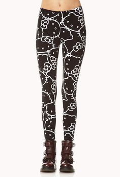 Hello Kitty ® Leggings | FOREVER21 #fashion