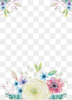 Forest fairy tale background PNG and Clipart Free Watercolor Flowers, Fairy Clipart, Photoshop Images, Guache, Floral Border, Doodle Art, Invitation Design, Design Elements, Overlays