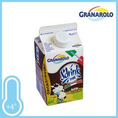 Gustoso latte parzialmente scremato al gusto di latte e cacao. Solo latte italiano! Brick ml.500 a solo € 0,89!!!