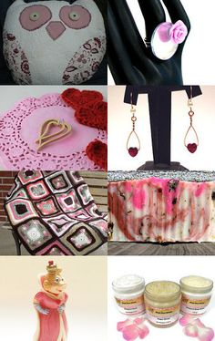 Gifts for your Valentine! by Jennifer on Etsy--Pinned with TreasuryPin.com