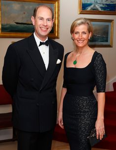 Prince Edward and Sophie's royal visit to Isle of Wight - hellomagazine.com