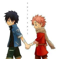 This is cute♥ Anime: Fairy Tail