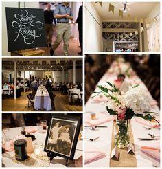 | Stuart + Kelley | www.thestockroomat230.com #thestockroom #thestockroomat230 #downtownraleigh #weddingvenue #reception #raleighweddingvenue