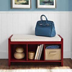 Altra Furniture Storage Entryway Bench - Walmart.com $115.00 15.75 x 35.91 x 17.68