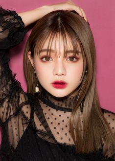 プレイカラー アイシャドウ ワインパーティー in 2020 Makeup Tips, Beauty Makeup, Eye Makeup, Hair Makeup, Hair Beauty, Makeup Tutorials, Makeup Products, Beauty Products, Korean Makeup Look