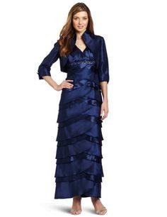 Jessica Howard Women's 2 Piece Dress, Navy, 14 Jessica Howard,http://www.amazon.com/dp/B009LIFC8M/ref=cm_sw_r_pi_dp_2n-7rb1XNCGV0TXX