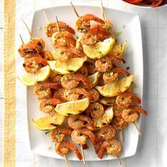 Cajun Grilled Shrimp Grilled Tilapia, Grilled Shrimp Recipes, Seafood Recipes, Grilled Meat, Pork Rib Recipes, Grilling Recipes, Cooking Recipes, Healthy Recipes, Grilling Ideas