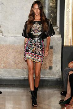 #Style#Outfit#  - Runway Emilio   Ready-to-Wear Collection