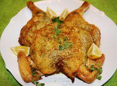 Best Spatchcocked Ricotta Chicken Recipe on Pinterest