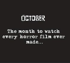 I think this next week is going to be horror movie palooza for me! Lol Tonight I was even testing my horror movie trivia: I think I did pretty dang good! Halloween Quotes, Halloween Movies, Halloween Horror, Scary Movies, Spirit Halloween, Fall Halloween, Happy Halloween, Halloween Ideas, Halloween Decorations