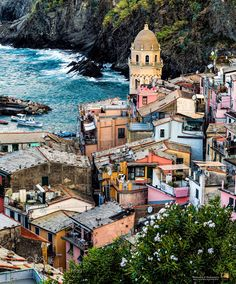 Vernazza at dawn - Cinque terre by maranatha