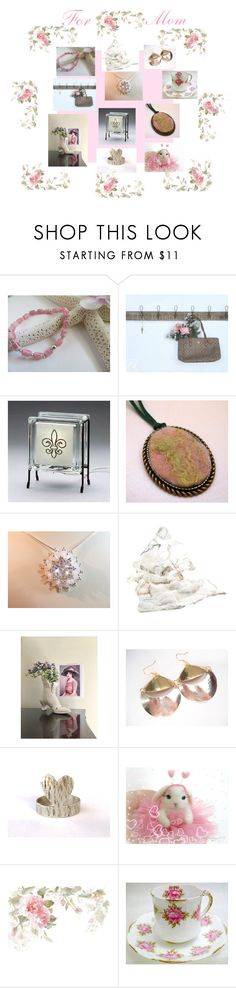 A Gift for Mom by therusticpelican on Polyvore featuring modern, contemporary, rustic and vintage