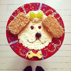Friendly Doggy Breakfast | 33 Amazing Plates Of Food