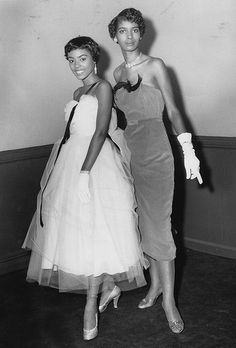 Prom Night, 1950s.    @da'jharayhenriquez