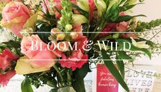 If you're like me and you like to treat yourself to some beautiful flowers sometimes, then Bloom & Wild is the website for you. I usually buy flowers from the supermarket, but I fancied s…