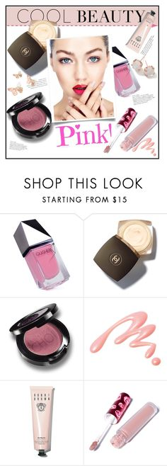 """""""Beauty"""" by beautifulsunshine1 ❤ liked on Polyvore featuring beauty, GUiSHEM, Chanel, Chantecaille, Bobbi Brown Cosmetics, Lime Crime and Ippolita"""