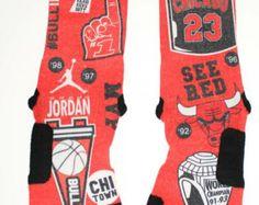 Chicago Bulls Custom Nike Elite socks Nike Elite Socks, Nike Socks, Custom Socks, Chicago Bulls, Sock Shoes, Jordans, Swag, Shoes Sneakers, Basketball
