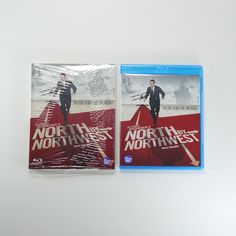 North by Northwest Blu-ray [Korea Edition, O-Ring Cover] Alfred Hitchcock 1959 #North_by_Northwest, #Alfred_Hitchcock, #Korea_Edition, #Blu_ray
