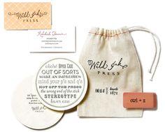 Examples of Beautiful Press Kits - Handmade Success ^