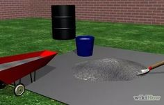 How to Mix Cement: 10 Steps (with Pictures) - wikiHow