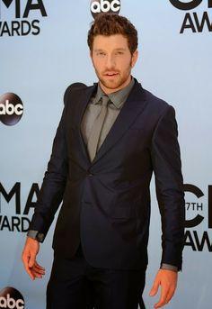 Brett Eldredge CMA Awards '13 //Grooming by Kirsten Kelly // Amber Lehman Styling