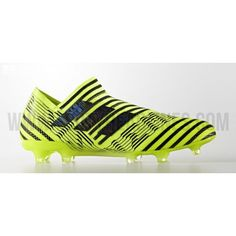 hot sale online a5fb1 13031 Adidas Nemeziz 17 360Agility - Baratas 2017 Adidas Nemeziz 17 360Agility  Amarillo Negro Zapatos De Soccer
