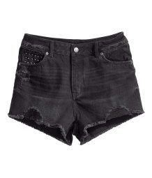 Trashed jeans short Price: $24,95