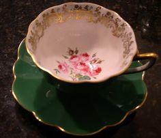 Shelley Fine Bone China BRIDESMAID cup & saucer via Etsy