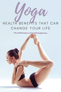 Mentally and physically balanced is a statement of everyone who practices Yoga. Learn in detail how you can achieve a healthy lifestyle with Yoga practice. #yoga #yogapracitce #yogabnefits Restorative Yoga Poses, Prenatal Yoga, Yoga Health Benefits, Health Yoga, Yoga Breathing Techniques, Physique, Yoga Lifestyle, Healthy Lifestyle, Morning Yoga