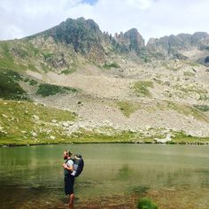 Into the wild. in beautiful national park mercantour Trail Running, National Parks, Mountains, Instagram Posts, Nature, Travel, Beautiful, Naturaleza, Viajes