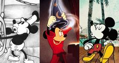 The History of Mickey Mouse #savortheseason #sweepstakes