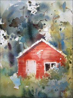 MARIA STEZHKO   Watercolor