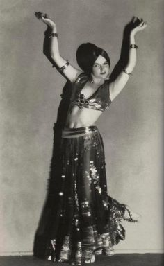 Vintage Orientalism & Belly Dance on Pinterest | 43 Pins