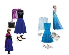 Disney Fashion Inspiration Part XI: Anna