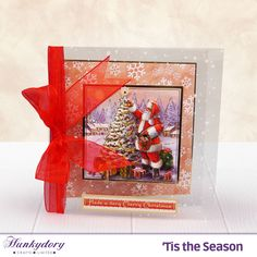 'Tis The Season - Hunkydory | Hunkydory Crafts