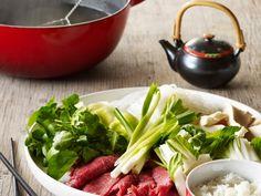 Shabu Shabu, Hot Pot, Bbq, Meat, Vegetables, Fondue Ideas, Gourmet, Dragon Flies, Seeds