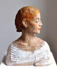 Metallobjekte Collection Here Pokal See Fischer Fisch Hütte Kunst Bronze Skulptur Statue Figur Figur T
