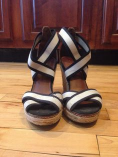 d1f3f028d525c9 tommy hilfiger wedge sandals  fashion  clothing  shoes  accessories   womensshoes  sandals (ebay link)
